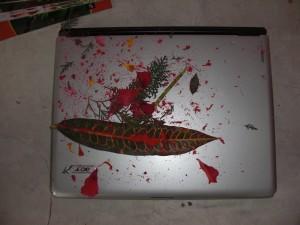 Bild på laptop.
