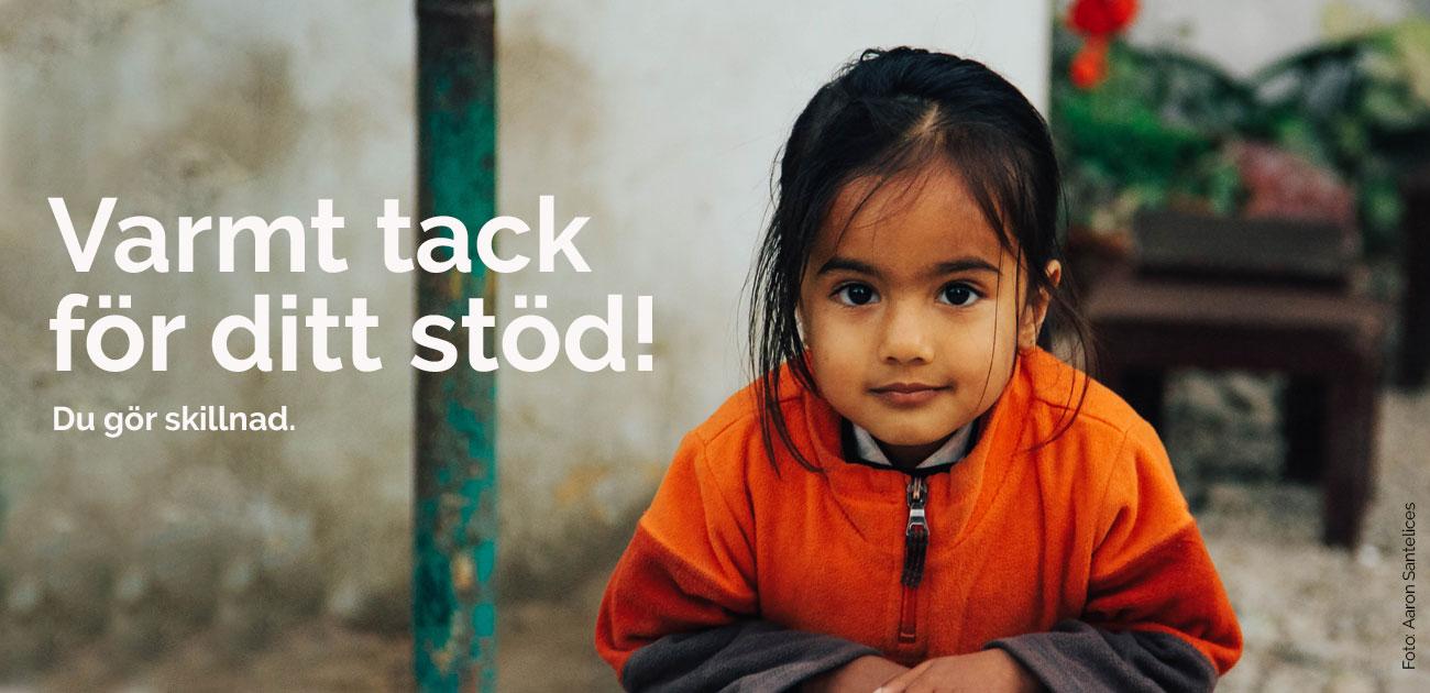 Välgörenhet Nepal